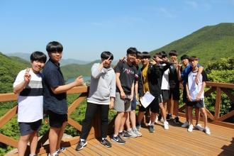 2018. 05. 23 ~ 05. 25 광주동명중학교