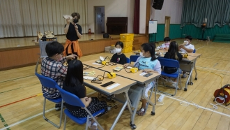2021. 6. 15. 찾아가는 수련활동(청산초등학교)